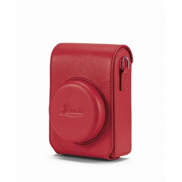 LEICA lædertaske rød C-LUX