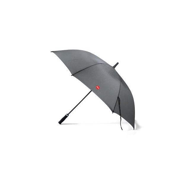 LEICA paraply grå