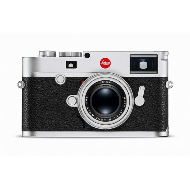LEICA M10 silver kamerahus