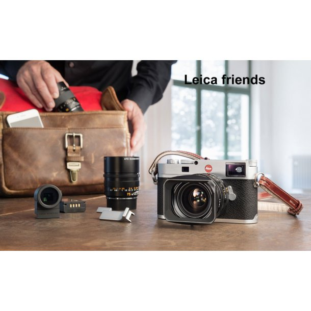 LEICA friends