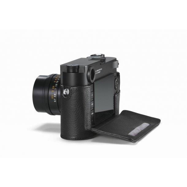 LEICA kamerabeskytter sort til M10