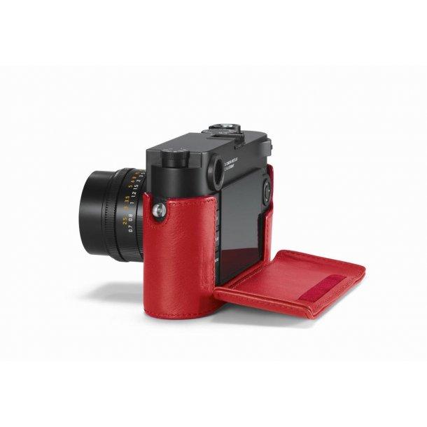 LEICA kamerabeskytter rød til M10
