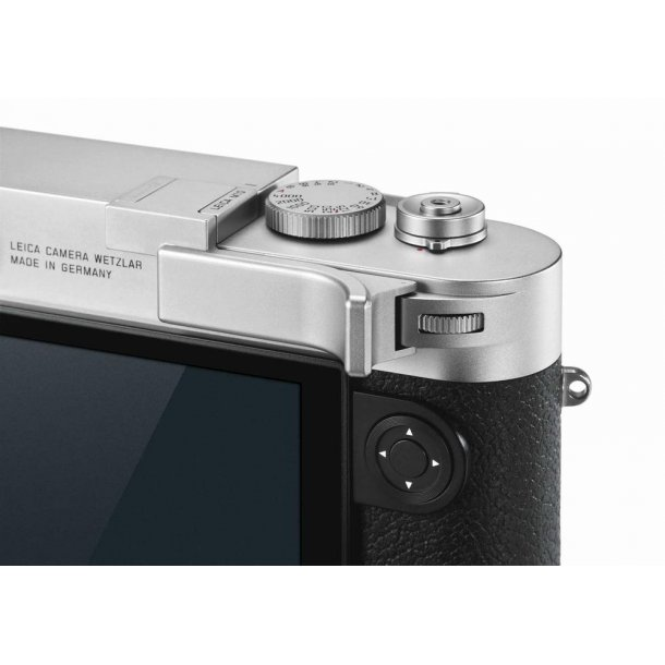 LEICA Thumb support silver til M10