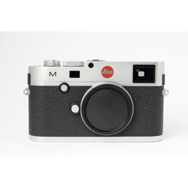 LEICA M (240) silver kamerahus (brugt)