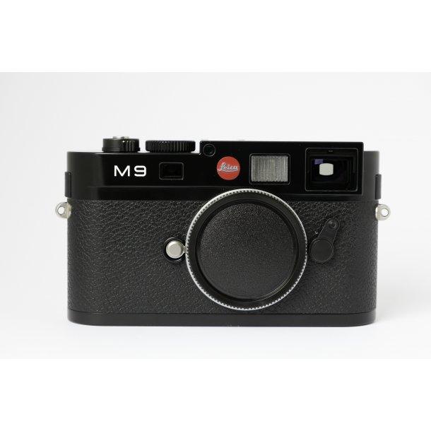 LEICA M9 sort kamerahus (brugt)