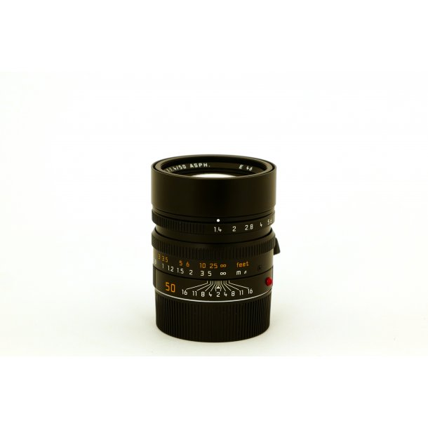 LEICA M 1,4/50 ASPH (brugt)