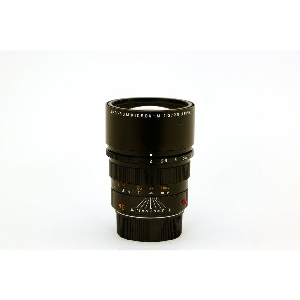 LEICA M 2,0/90 APO ASPH (brugt)