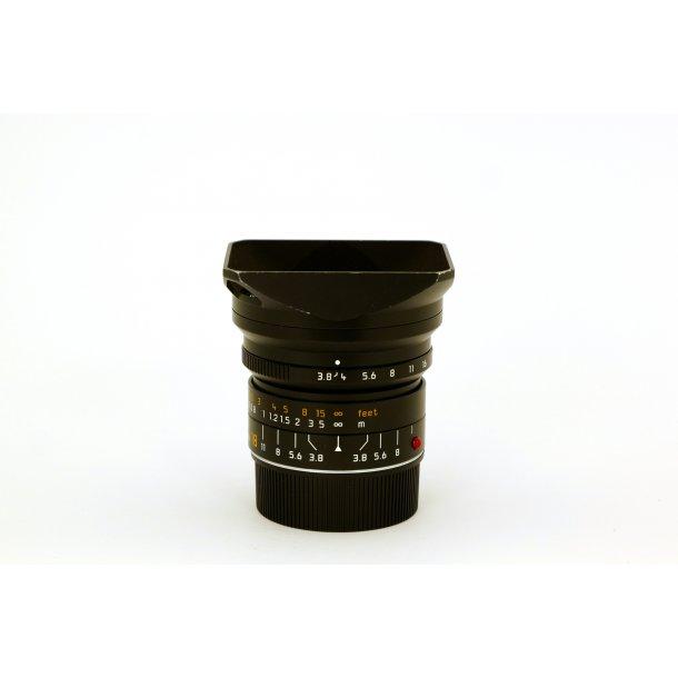 LEICA M 3,8/18 ASPH (brugt)
