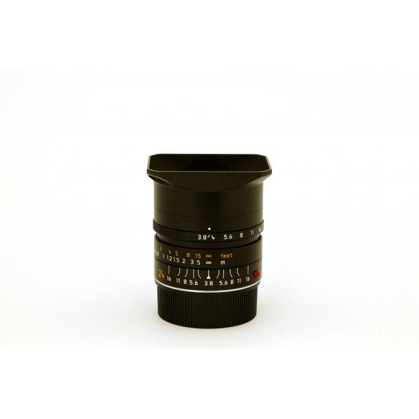 LEICA M 3,8/24 ASPH (brugt)
