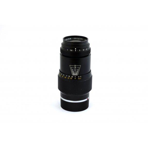 LEITZ M 4,0/135 sort (brugt)